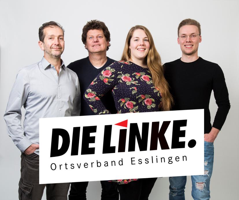 DIE LINKE. Ortsverband Esslingen: Infos auf Telegram